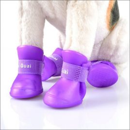 Waterproof Dog Boots – 3 Colors Available