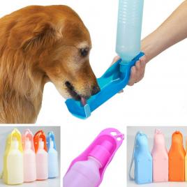 Portable Dog Water Feeder