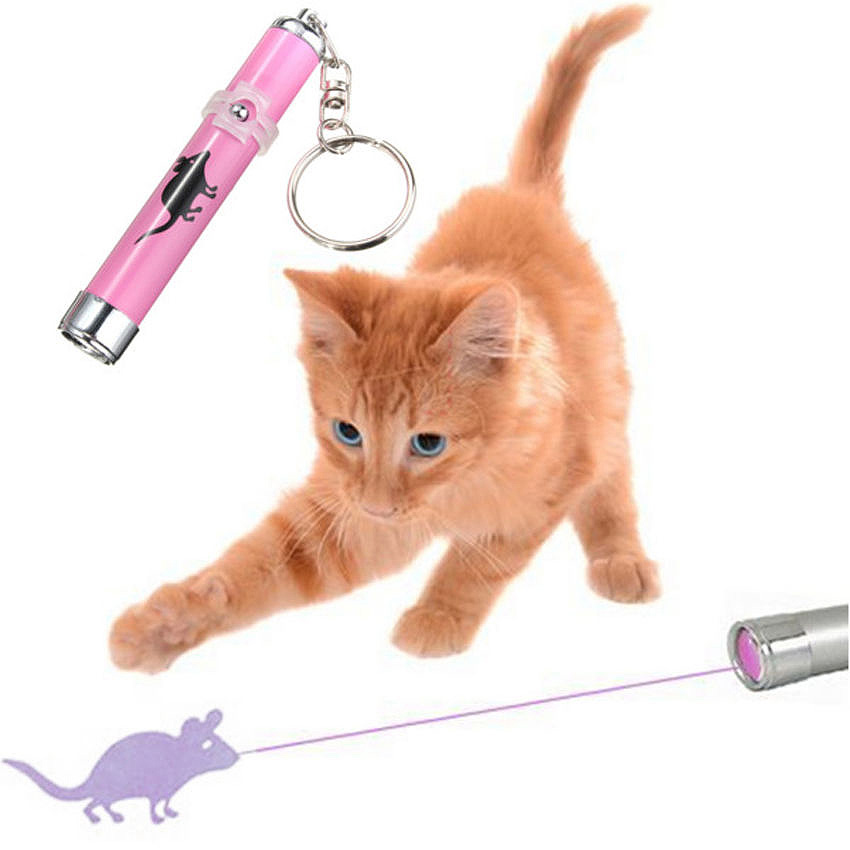 Led Light Cat Toy